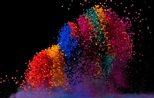 Dancing Colors – Fabian Oefner