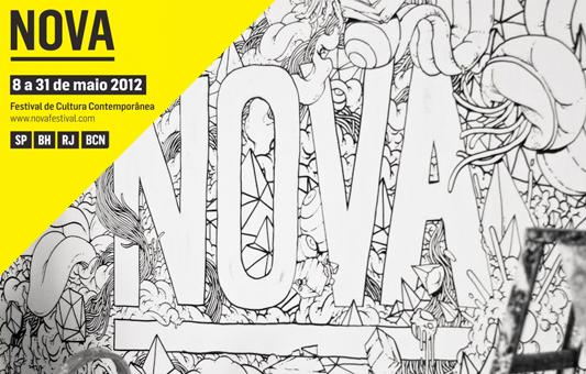 NOVA Festival – agora no SESC POMPEIA