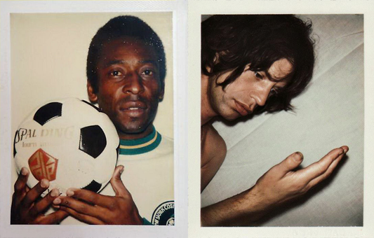 Andy Warhol: Polaroids and Photos – MIS