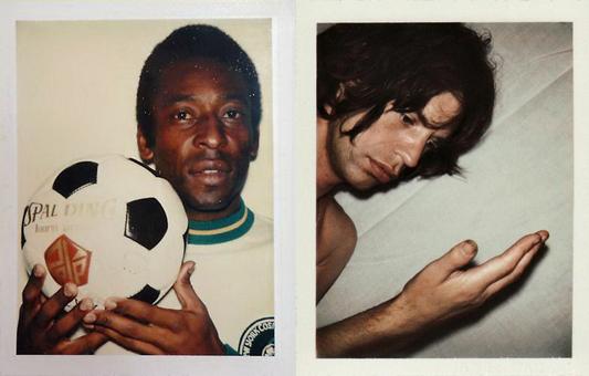 Andy Warhol: Polaroids and Photos – MIS